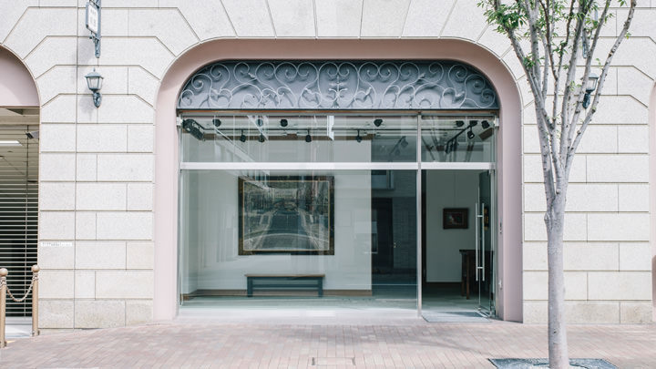 神戸 川田画廊
